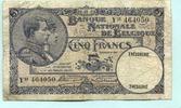 5 Francs 1929 Belgien,  IV  12,00 EUR  zzgl. 5,00 EUR Versand