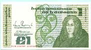 1 Pound 1989 Irland,  Unc  21.44 US$ 19,50 EUR  +  7.70 US$ shipping