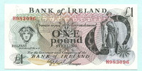 1 Pound (1980) Nord-Irland,  Unc  19.79 US$ 18,00 EUR  +  7.70 US$ shipping