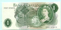 1 Pound (1970-77) Großbritannien,  Unc  13.19 US$ 12,00 EUR  +  7.70 US$ shipping
