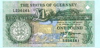 1 Pound (1980-89) Guernsey  Unc  24.19 US$ 22,00 EUR  +  7.70 US$ shipping