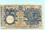 5 Lire 1904(1925) Italien,  III  24.19 US$ 22,00 EUR  +  7.70 US$ shipping