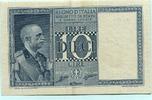 10 Lire 1938 Italien,  II  27.49 US$ 25,00 EUR  +  7.70 US$ shipping