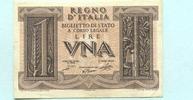 1 Lira 1939 Italien,  II  7.70 US$ 7,00 EUR  +  7.70 US$ shipping