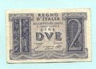 2 Lire 1939 Italien,  III  4.40 US$ 4,00 EUR  +  7.70 US$ shipping