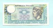 500 Lire 1974 Italien,  II  3.30 US$ 3,00 EUR  +  7.70 US$ shipping