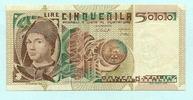 5000 Lire 1979 Italien,  III  6.60 US$ 6,00 EUR  +  7.70 US$ shipping