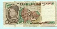 5000 Lire 1983 Italien,  III  13.19 US$ 12,00 EUR  +  7.70 US$ shipping