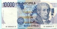 10000 Lire 1984 Italien,  II  10.45 US$ 9,50 EUR  +  7.70 US$ shipping