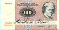 100 Kroner 1991 Dänemark,  III  22,00 EUR  zzgl. 5,00 EUR Versand