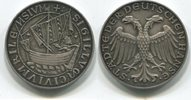 Ag.-Medaille o.J. Deutschland, Städte der deutschen Hanse, vz/st matt.  45,00 EUR  zzgl. 5,00 EUR Versand