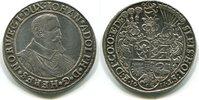 Taler 1611 Schleswig-Holstein-Gottorp, Johann Adolf 1590-1616, ss  945,00 EUR  plus 17,00 EUR verzending