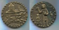 Br.-Medaille, o.J. Mönchengladbach, Münster + Baselika, vz  43.43 US$ 39,50 EUR  +  7.70 US$ shipping