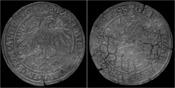rijksdaalder 1567 Liege Liege Gerard van G...