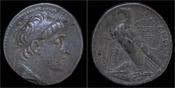 tetradrachm 145-138BC Seleucid Kingdom Sel...
