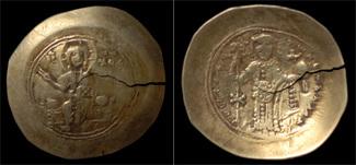 histamenon nomisma 1078-1081AD Byzantine N...