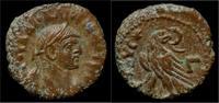 tetradrachm 284-305AD Roman Egypt Alexandria Diocletian potin tetradrac... 49,00 EUR  zzgl. 8,00 EUR Versand