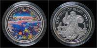 1 dollar 1993 Palau Palau 1$ 1993- Marine-life protection Proof  20,00 EUR  zzgl. 2,00 EUR Versand