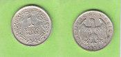 1 Reichsmark 1927 A Weimarer Republik sehr...
