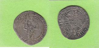 demi Gros 1390-1431 Lothringen-Bar sehr se...
