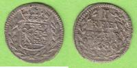1 Kreuzer 1680 Friedberg  sehr schön  28,00 EUR  zzgl. 1,50 EUR Versand