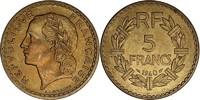 5 Francs 1940 France Lavrillier - 1940  761 vz  20,00 EUR  + 5,00 EUR frais d'envoi