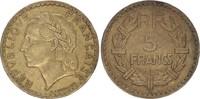 5 Francs 1945 France Lavrillier - 1945  761.a ss  10,00 EUR  + 5,00 EUR frais d'envoi