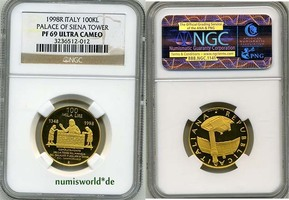 100000 Lire 1998 Italien Italien - 100000 ...