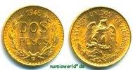 2 Pesos 1945 Mexiko Mexiko - 2 Pesos - 1945 Stg  69,00 EUR