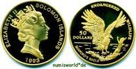 50 Dollars 1993 Salomon Islands Salomon Islands - 50 Dollars - 1993 PP  242,00 EUR  zzgl. 6,00 EUR Versand