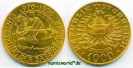 1000 Schilling 1976  Österreich - 1000 Schilling - 1976 Stg  485,00 EUR