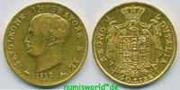 40 Lire 1912 Italien Italien - 40 Lire - 1912 ss+  /  vz+  590,00 EUR  zzgl. 6,00 EUR Versand