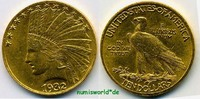 10 Dollars 1932 USA USA - 10 Dollars - 1932 vz+  749,00 EUR  zzgl. 6,00 EUR Versand