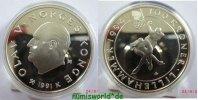 100 Kroner 1991  Norwegen - 100 Kroner - 1991 PP  61,00 EUR