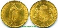 20 Korona 1897 Ungarn Ungarn - 20 Korona - 1897 vz/Stg  291,00 EUR