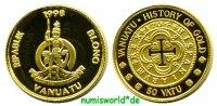 50 Vatu 1998 Vanuatu Vanuatu - 50 Vatu - 1998 PP  59,00 EUR