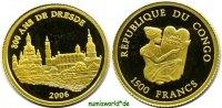 Kongo 1500 Francs Kongo - 1500 Francs - 2006