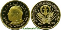 5 Dollars 2004 Northern Mariana Islands Northern Mariana Islands - 5 Do... 58,00 EUR