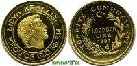 1.000.000 Lira 1997 Türkei Türkei - 1.000.000 Lira - 1997 PP  63,00 EUR