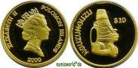 10 Dollars 2000 Solomon-Islands/Salomonen Solomon-Islands/Salomonen - 1... 58,00 EUR