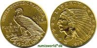2 1/2 Dollars 1913 USA USA - 2 1/2 Dollars - 1913 vz  290,00 EUR  zzgl. 6,00 EUR Versand