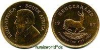 Krügerrand 1967 Südafrika Südafrika - Krügerrand - 1967 Stg  1485,00 EUR