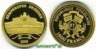Togo 1.500 Francs Togo - 1.500 Francs - 2005