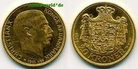 20 Kroner 1914 Dänemark Dänemark - 20 Kroner - 1914 vz+  400,00 EUR