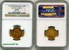 20 Perper 1910 Montenegro Montenegro - 20 Perper - 1910 NGC AU 58  1116,00 EUR kostenloser Versand