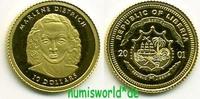 10 Dollars 2001 Liberia Liberia - 10 Dollars - 2001 PP  54,00 EUR