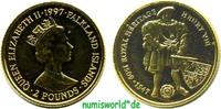 2 Pounds 1997 Falkland Inseln Falkland Inseln - 2 Pounds - 1997 PP  60,00 EUR