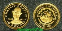10 Dollars 2002 Liberia Liberia - 10 Dollars - 2002 PP  58,00 EUR  zzgl. 6,00 EUR Versand