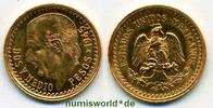 2 1/2 Pesos 1945 Mexiko Mexiko - 2 1/2 Pesos - 1945 Stg  80,00 EUR  zzgl. 6,00 EUR Versand