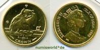 Crown 1995 Isle of Man Isle of Man - Crown - 1995 Stg  70,00 EUR  zzgl. 6,00 EUR Versand